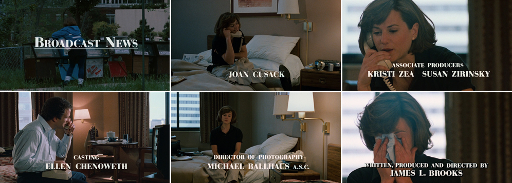 Saul Bass Broadcast news 1987 title sequence